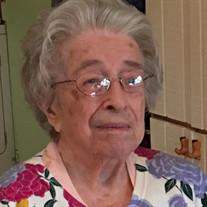 Nettie Haston Dean