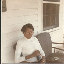 Mrs. Mary Blanche Tyson-Barnes