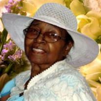 Mrs. Jessie M. Evans