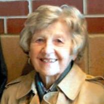 Doris Jean Lindman