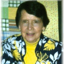 Mrs. Patricia Kendrick Bost