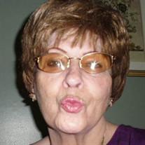 Geraldine M. Crockett