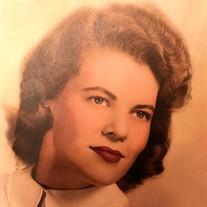 Sandra Shea Bahr of Selmer, Tennessee