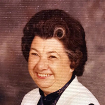Mary Elizabeth Russell