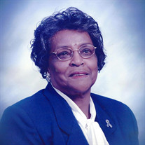 Mrs. Esther Rena Merriweather