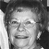 Phyllis Rae (Stormer) Utley
