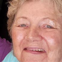 Mrs. Lorraine Frances Webb Roosen
