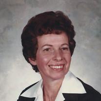 June Alma Robinson