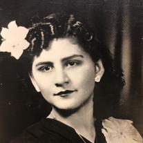 Alicia Garza Peña