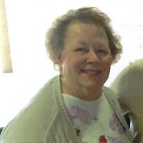 Susan Mary Bahr