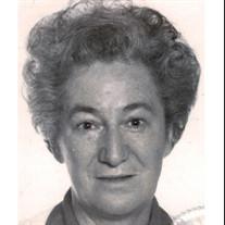 Mrs. Hildegard Maria Klavins