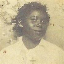 Mrs. Hattie W. Smith