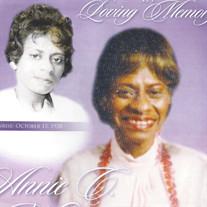 Mrs. Annie Catherine Walter