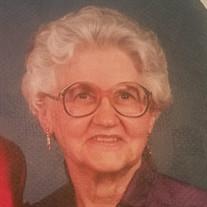 """Bertha """"Bertie"""" Lee Rodarmel"""