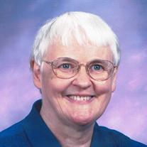 Mrs. Martha Carolyn Bacon Jones