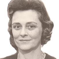 Dorothy Ellen Naugle Strosnider