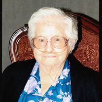 Alma Agnes Sadvar