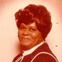 Mrs. Rosie McBride