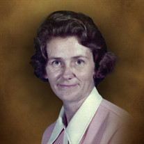 Mrs. Virginia B. Woodall