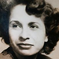 Antonia Delores Tabayoyon