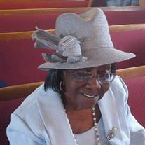 Ms. Dora Reed