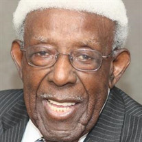 Rev. James Calvin Harris Sr