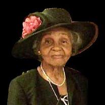 Mrs. Valda Lois McAfee