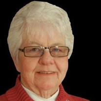 Mrs. Donna Madeline Adams