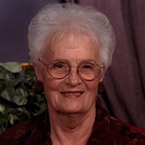 Mary Ella Frances Jernigan Thomas