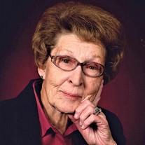Mamie Alma Palmer