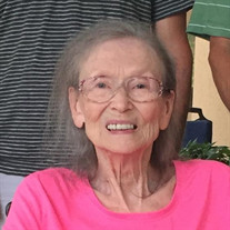 "Evelyn Karin ""Coey"" Reynolds"