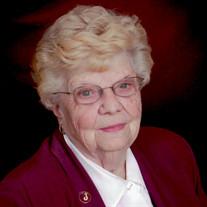 Clara Jane Bowen