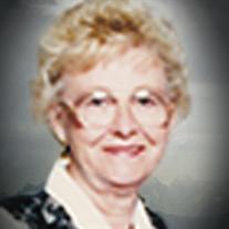 Freda J. Bradshaw