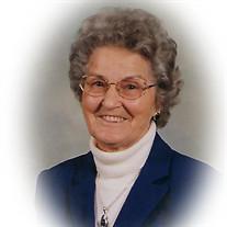 Maxine Eulah Mullins