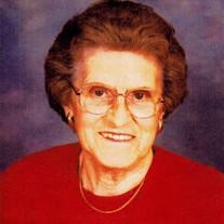 Dorothy Warren Hammer