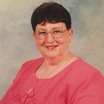 Betty James Waldon Glover