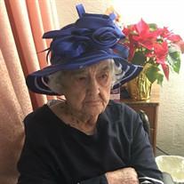 Mrs. Mardrit Hazel Thomas