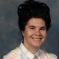 Clara Williams Leonard