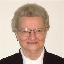Sister M. Electa Barlok, OSF