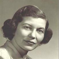 Florence Mary Woodard