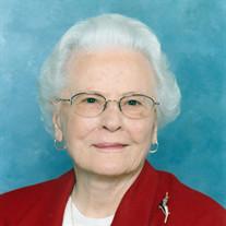 Mrs. Marie Walden O'Barr