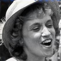 Sarah Margaret Webb