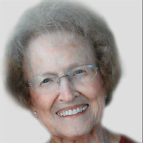 Mrs Barbara Jean Mackleit