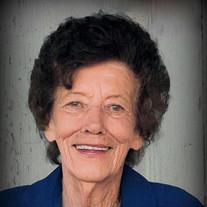 """Margaret """"Pat"""" Holloway LeLeaux"""