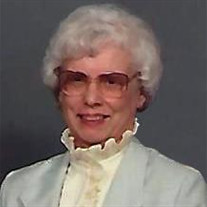 """Joan F. """"Joanie"""" Lahr"""