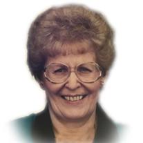 Elizabeth Mae Luthy Cressall