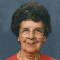 Mrs. Elinore Esther Walstrum (Nelson)