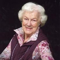 Evelyn Belle Hammond