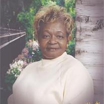 Mrs. Lula Mae Bowden