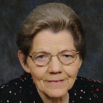 Mrs. Doris M. Gilbert